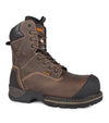 "STC Rebel 8"" Metal Free Work Boots 