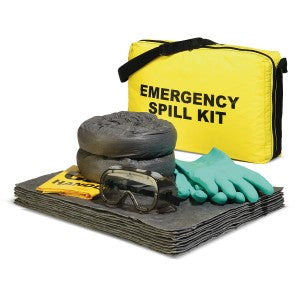 SpillTech Universal Emergency Tote Bag Spill Kit Facility Safety - Cleanflow
