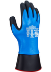 Showa S-TEX 377SC Nitrile Coated Cut Resistant Safety Cuff Glove (Cut Level A4) Work Gloves and Hats - Cleanflow