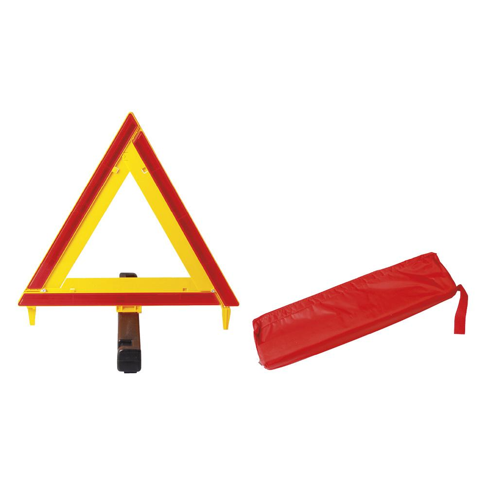 Safety Warning Triangle Facility Safety - Cleanflow