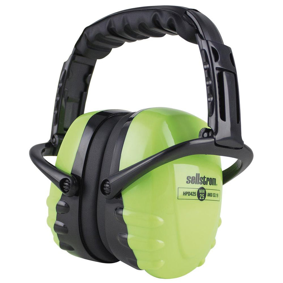 Sellstrom HPD425 Premium Dielectric Earmuffs | NRR 25dB Personal Protective Equipment - Cleanflow