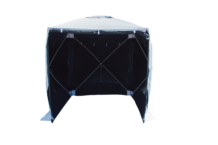 Pelsue SolarShade Hot Weather Work Shelter w/ Reflective Striping