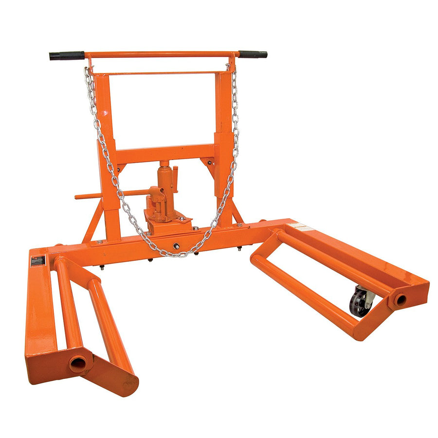 Strongarm Heavy Duty Wheel Dollies | 1500 Lb Capacity