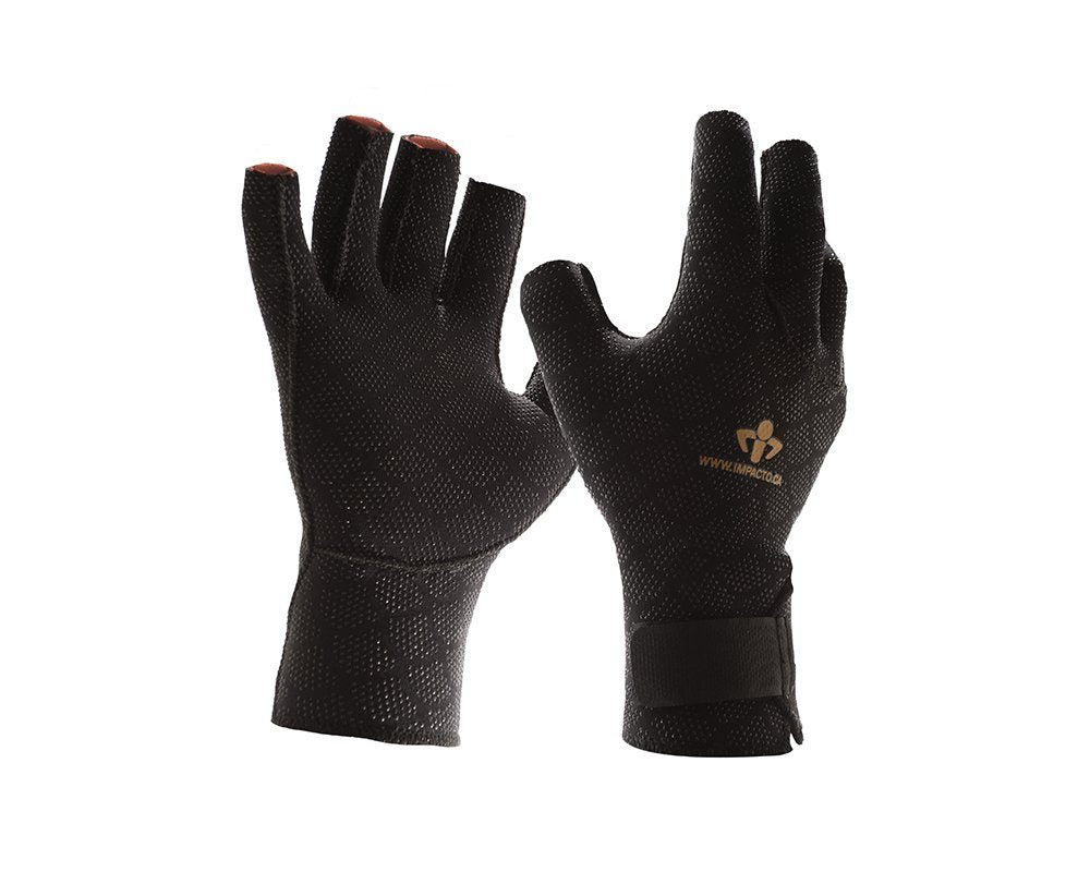 Impacto TS199 Anti-Fatigue Open Finger Thermo Glove Ergonomics - Cleanflow