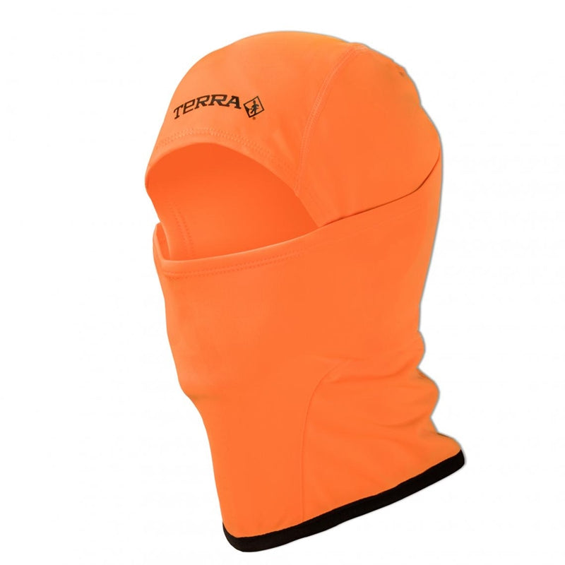 Terra Hi-Vis Winter Balaclava - Orange