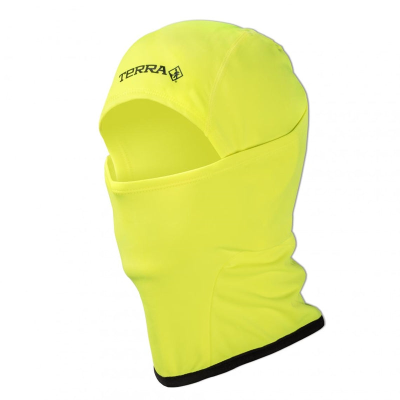 Terra Hi-Vis Winter Balaclava - Yellow