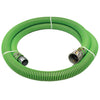Tigerflex EPDM Pump Suction Hose Assemblies Hose and Fittings - Cleanflow