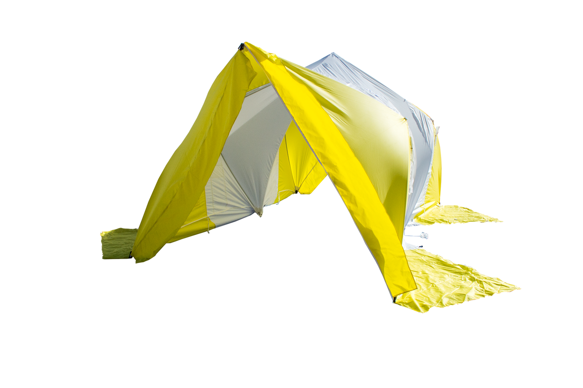 Pelsue Trench Series Tents Confined Space - Cleanflow