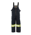 STC Electric Arc Resistance Insulated Overalls | Navy | Sizes Small - 5XLarge Regular Flame Resistant Work Wear - Cleanflow