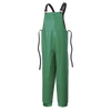 Ranpro CA-43® FR Chemical/Acid Resistant Bib Pants - PVC/Poly | Green | Sizes Small - 4XL Flame Resistant Work Wear - Cleanflow