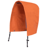 Ranpro Hood for Petro-Gard® FR/ARC Rated Safety Jacket | Orange Flame Resistant Work Wear - Cleanflow