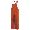 Ranpro Petro-Gard® FR/ARC Rated Safety Bib Pants - Neoprene Coated Nomex® | Sizes Small - 4XL Flame Resistant Work Wear - Cleanflow