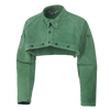 Ranpro Welder's Cape Sleeves | Green | Sizes M - 2XL Personal Protective Equipment - Cleanflow