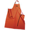 Ranpro FL Snapper® Waterproof Apron - PVC Coated Poly/Cotton Flame Resistant Work Wear - Cleanflow