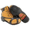 Due North Heavy Duty Industrial Ice & Snow Traction Aids Work Boots - Cleanflow