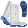 Ranpro Steel Toe/Steel Plate PU Boots | White | Sizes 9 - 15 Work Boots - Cleanflow