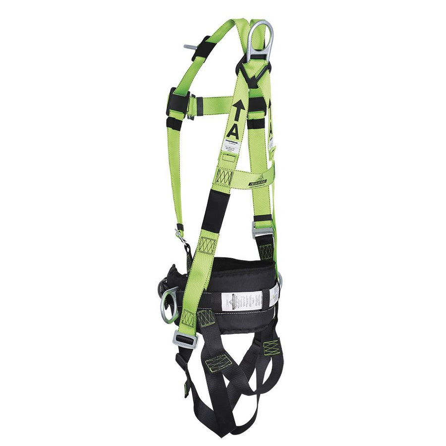Peakworks Contractor Harness with Positioning Belt | Sizes S-2X-Large