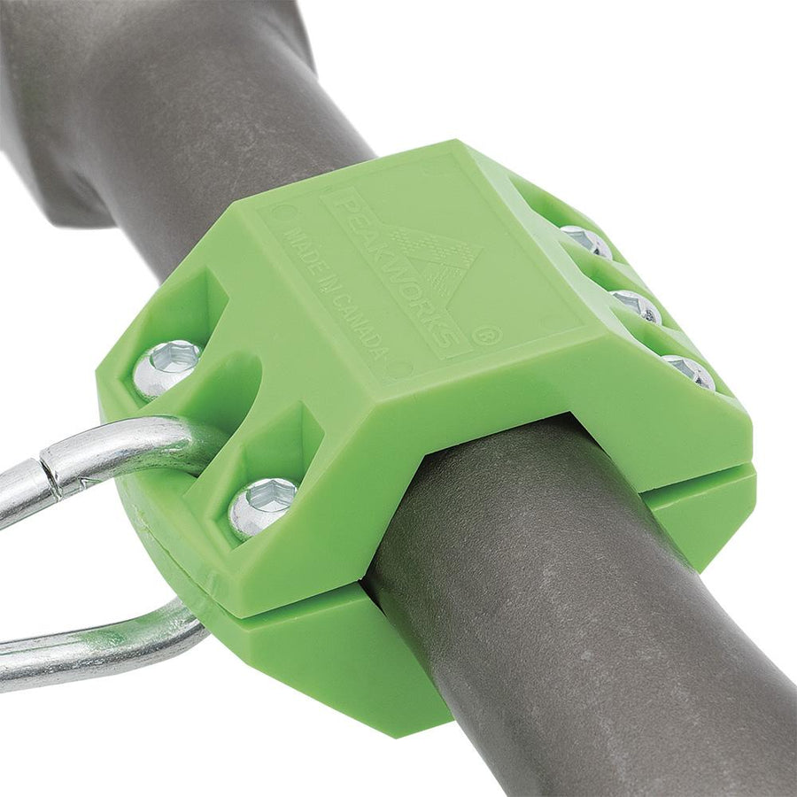 Peakworks Tool Tethering Press Blocks | Multi-Fit Design