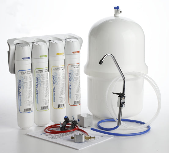 Vectapure 360 Four Stage RO Drinking Water System