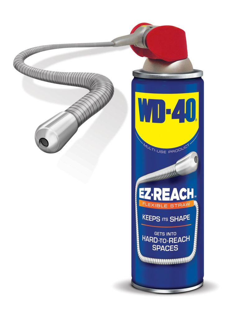 WD-40 EZ-Reach | 408g Can - Case of 12 Maintenance Supplies - Cleanflow