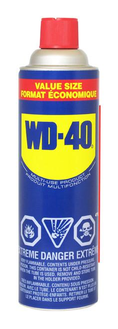 WD-40 Value Size | 411g Can - Case of 12