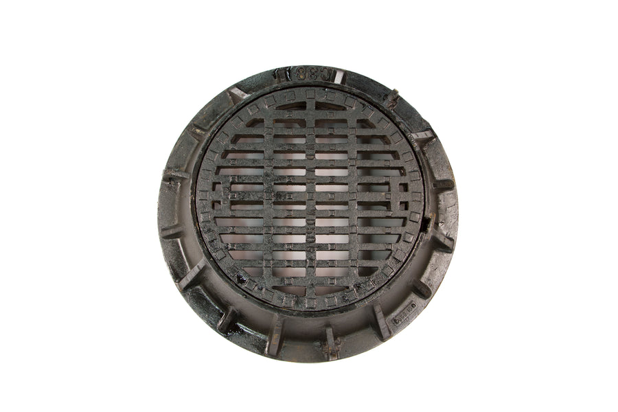 Country Style Manhole Frames & Covers (MWSB Approved) Waterworks Products - Cleanflow