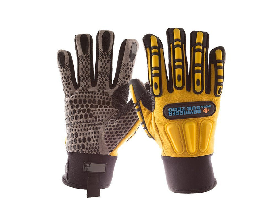 Impacto WGWINRIGG Dryrigger Series Sub Zero Work Gloves and Hats - Cleanflow