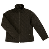Tough Duck WJ19 Women's Quilted Freezer Jacket | Black | Limited Size Selection Work Wear - Cleanflow