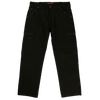 Tough Duck WP01 Smart Duck Cargo Work Pant | Black Work Wear - Cleanflow