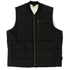 Tough Duck WV01 Sherpa Lined Box Quilt Vest Work Wear - Cleanflow