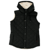 Tough Duck WV02 Women's Quilted Sherpa Lined Vest | S - 2XL Work Wear - Cleanflow
