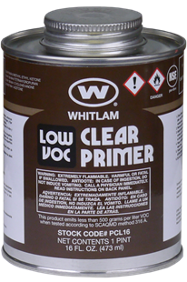 Whitlam Low VOC Clear Primer