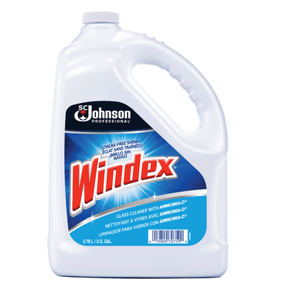 Windex Glass Cleaner with Ammonia-D Cleaning Supplies - Cleanflow
