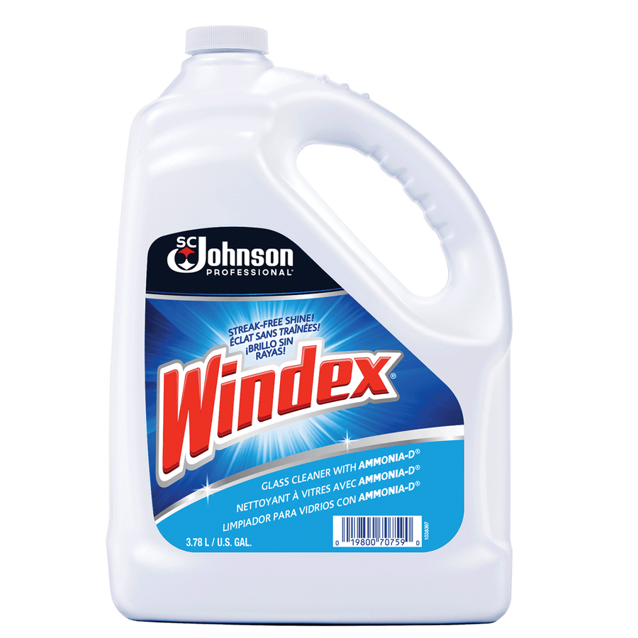 Windex Glass Cleaner with Ammonia-D Janitorial Supplies - Cleanflow