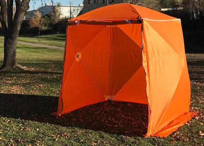 Pelsue XTENT Standard Duty Work Tent Confined Space - Cleanflow