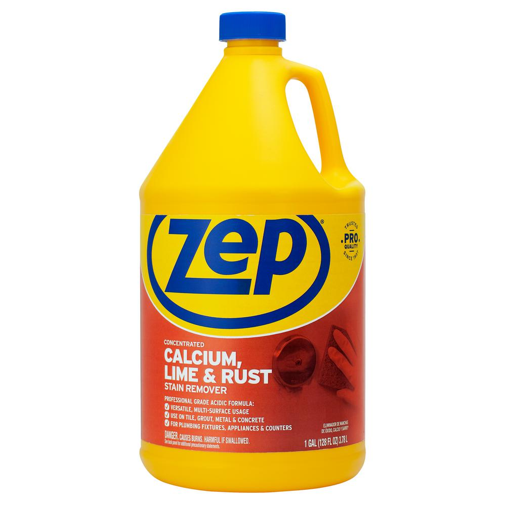 Zep CLR Calcium Lime and Rust Remover | 3.99 Liter Size Janitorial Supplies - Cleanflow