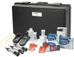 Hach HQ14d Rugged Field Kit | pH, Conductivity, TDS and D/O