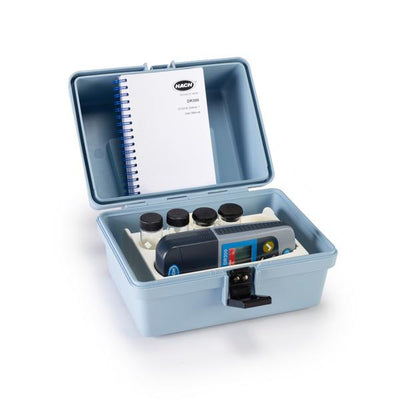 Hach Dr300 Pocket Colorimeter For Free And Total Chlorine