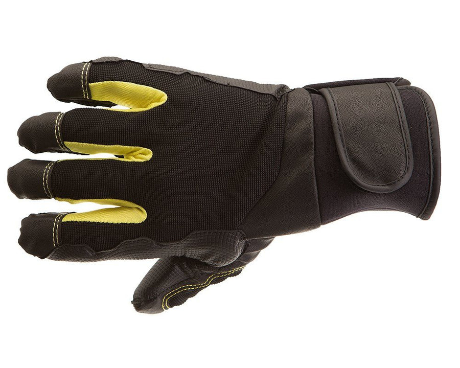 Impacto Anti-Vibration Mechanic's Style Glove with Foam Technology Work Gloves and Hats - Cleanflow