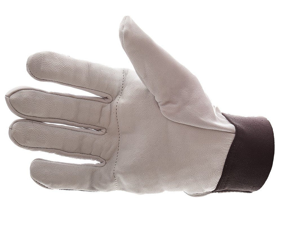 Impacto Anti-Vibration Pearl Leather Series Full Finger Glove with Air Glove® Technology Work Gloves and Hats - Cleanflow