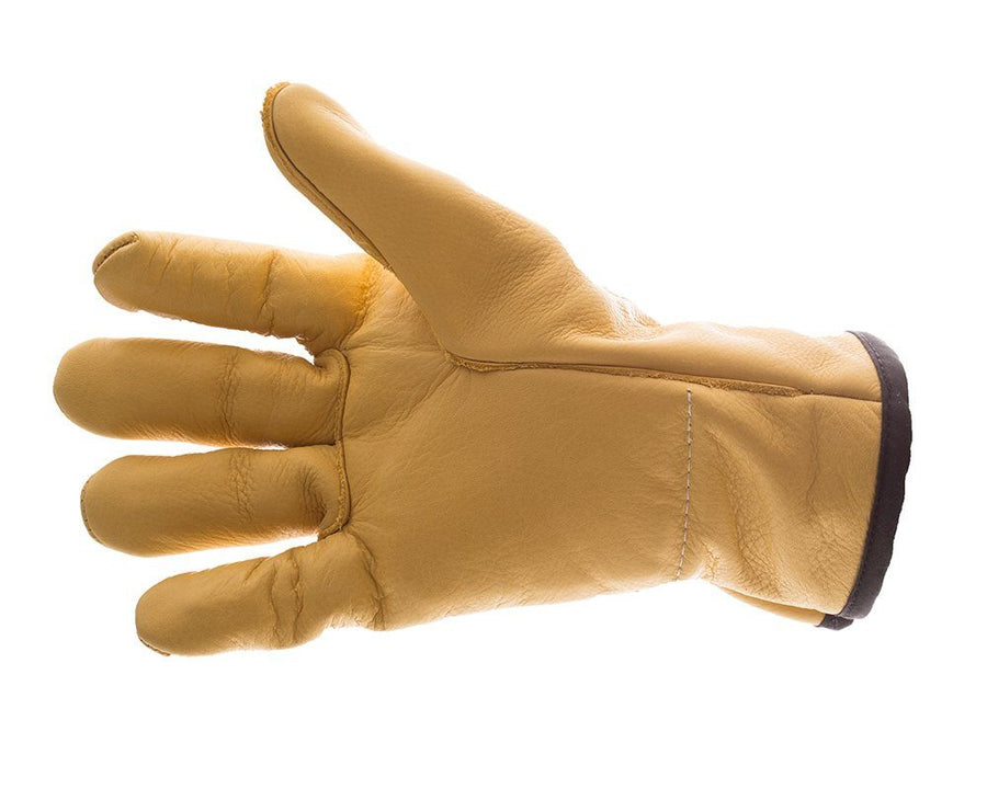 Impacto Anti-Vibration Cowhide Leather Work Glove with Air Glove® Technology Work Gloves and Hats - Cleanflow