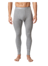 Stanfield's 2512 Premium Cotton Long Johns | Grey | Sizes S - 3XL | Pack of 2 Pairs Work Wear - Cleanflow
