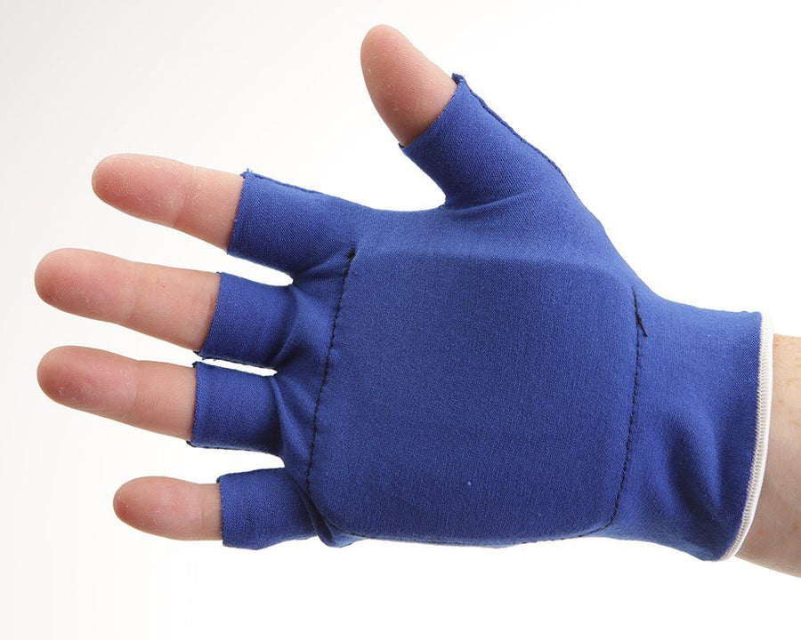 Impacto ER501 Ergotech Liner – Half Finger Work Gloves and Hats - Cleanflow