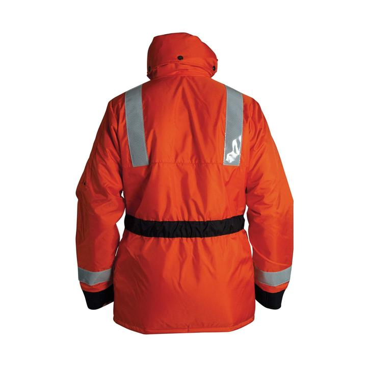Mustang Survival Thermosystem Plus Flotation Coat | Orange | S-3XL Personal Flotation Devices - Cleanflow