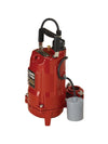 Liberty FL51A-2 Cast Iron Effluent Pump | 1/2 Hp | 115V Dewatering Pumps - Cleanflow