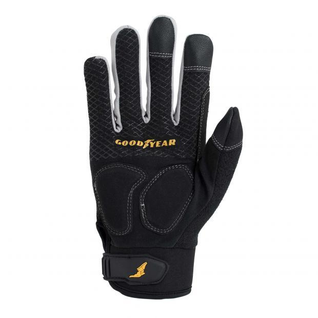 Goodyear Silicone Palm Thinsulate Lined Winter Work Gloves Work Gloves and Hats - Cleanflow