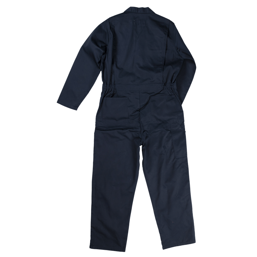 Tough Duck i063 Unlined Coveralls | Navy | S-3XL