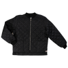 Tough Duck i7x9 Quilted Freezer Jacket | Black | Regular & Tall Sizes Work Wear - Cleanflow