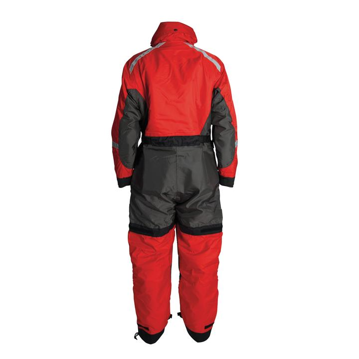 Mustang Survival Integrity HX Flotation Suit | Red/Carbon | XS-3XL Personal Flotation Devices - Cleanflow