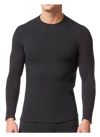 Stanfield's 7569 Expedition Long Sleeve Shirt | Black | Sizes S - XL Work Wear - Cleanflow